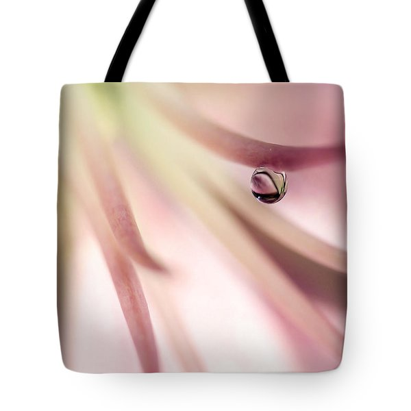 Tote Bag featuring the photograph Escape Route by Annie Snel