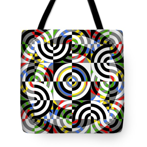 Escape Route Tote Bag by Mike McGlothlen