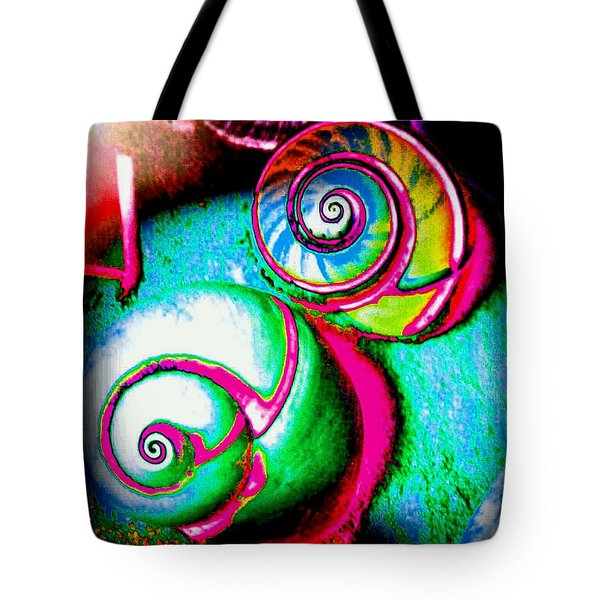 Escar A Go Go Tote Bag