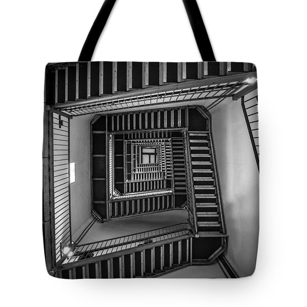 Escher Tote Bag