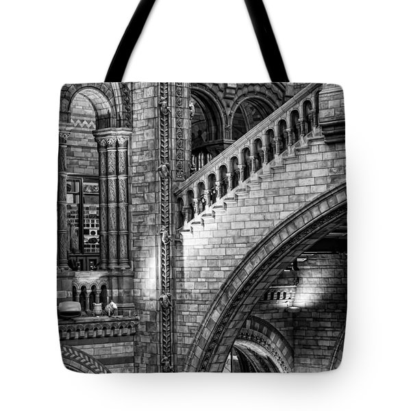 Escheresq Bw Tote Bag