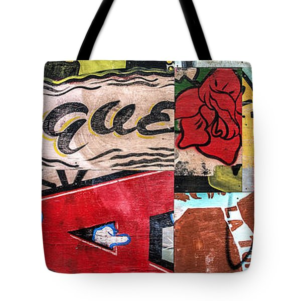 Especially Colorful Tote Bag