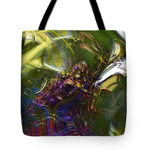Tote Bag featuring the photograph Esprit Du Jardin by Richard Thomas