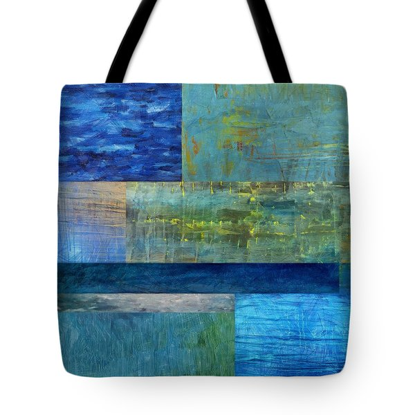 Essence Of Blue 2.0 Tote Bag