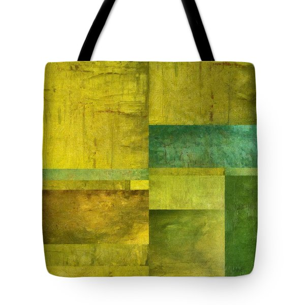 Essence Of Green Tote Bag