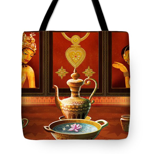 Essence Of Love Tote Bag