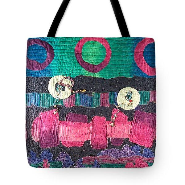 Essential Circles Tote Bag