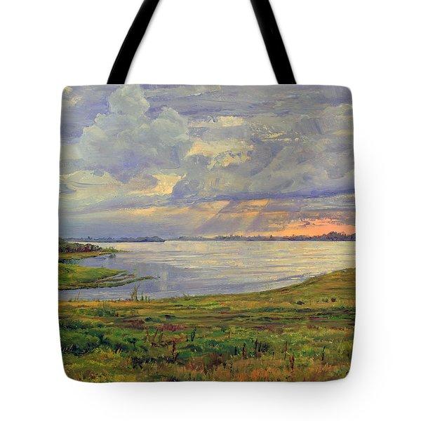 Estuary Polovinka Tote Bag