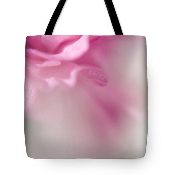 Et Si Tu N Existais Pas Tote Bag by Jenny Rainbow