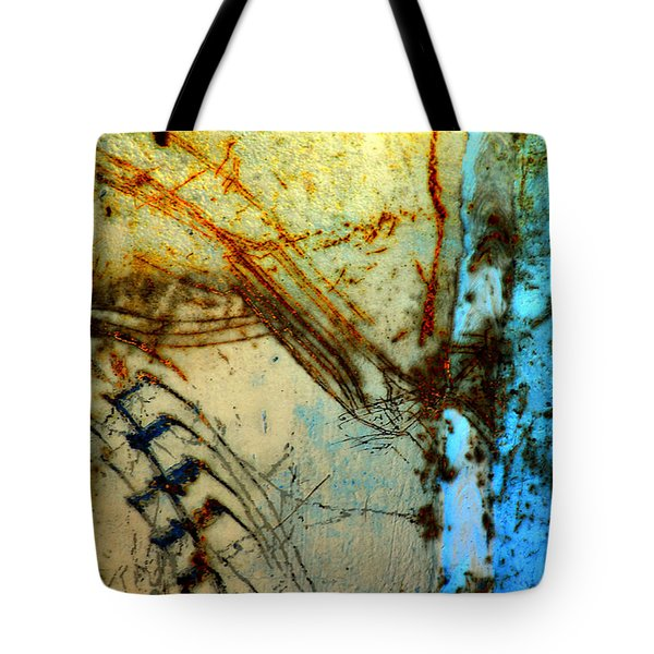 Etched In Time Tote Bag by Lauren Leigh Hunter Fine Art Photography