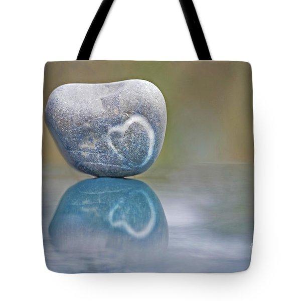 Eternal Imprint Tote Bag by Maria Ismanah Schulze-Vorberg
