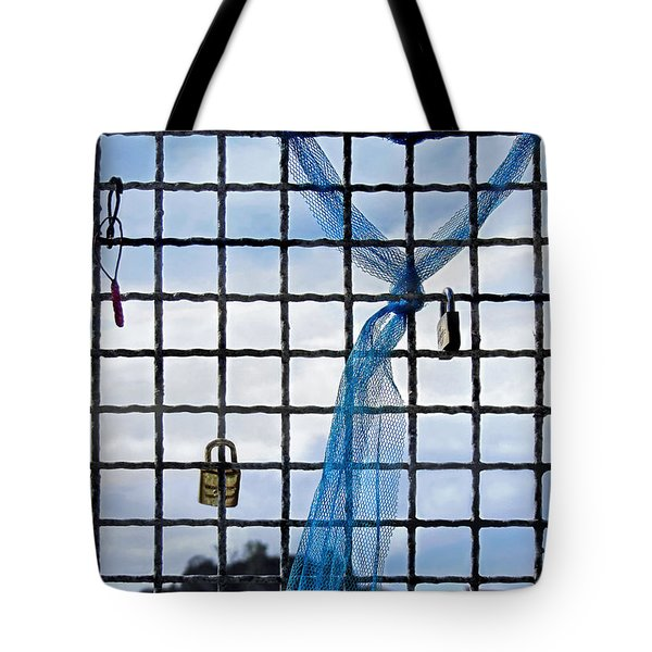 Tote Bag featuring the photograph Eternal Love by Jennie Breeze