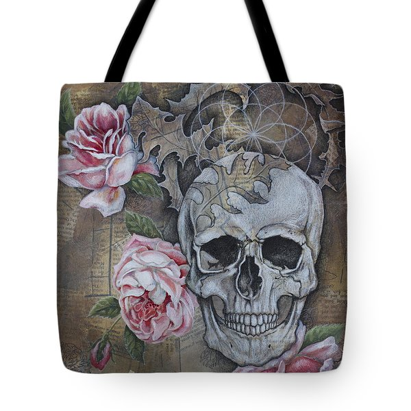 Eternal Tote Bag by Sheri Howe