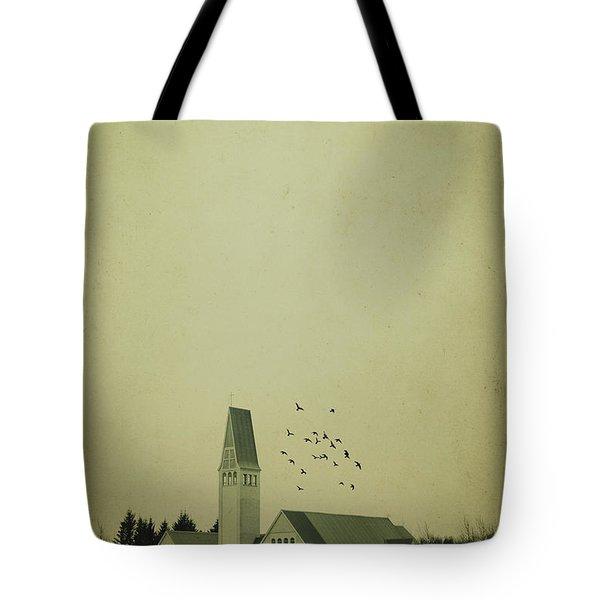 Eternal Struggle Tote Bag
