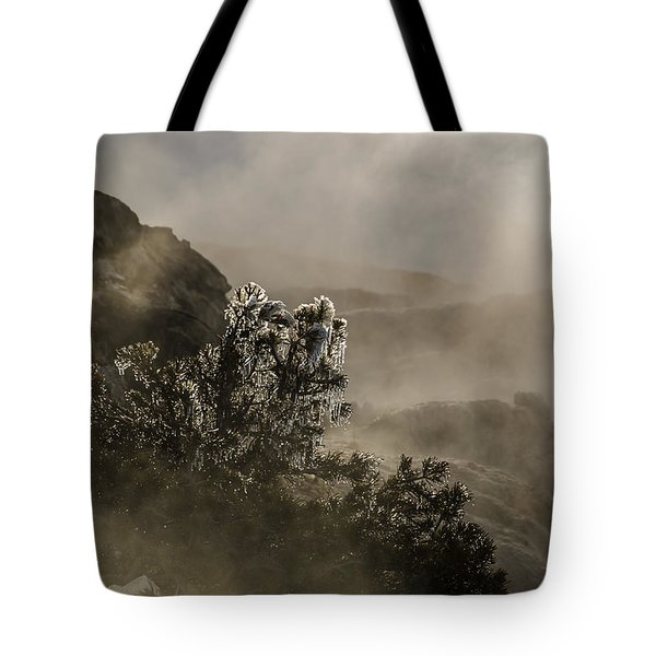 Ethereal Beauty Tote Bag