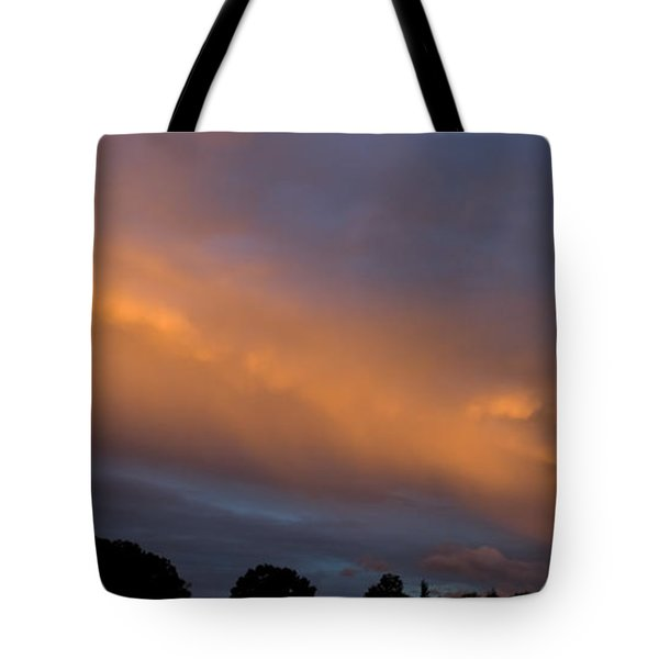 Ethereal Clouds Tote Bag by Greg Reed