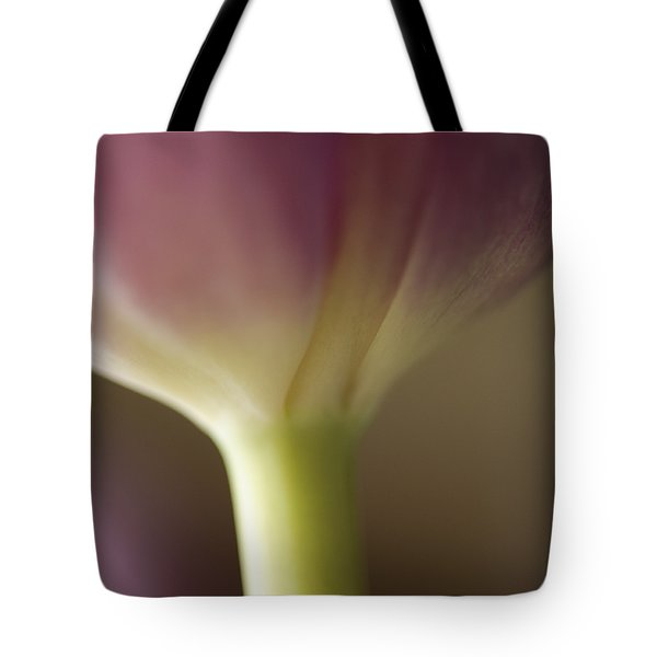 Ethereal Curvature Tote Bag