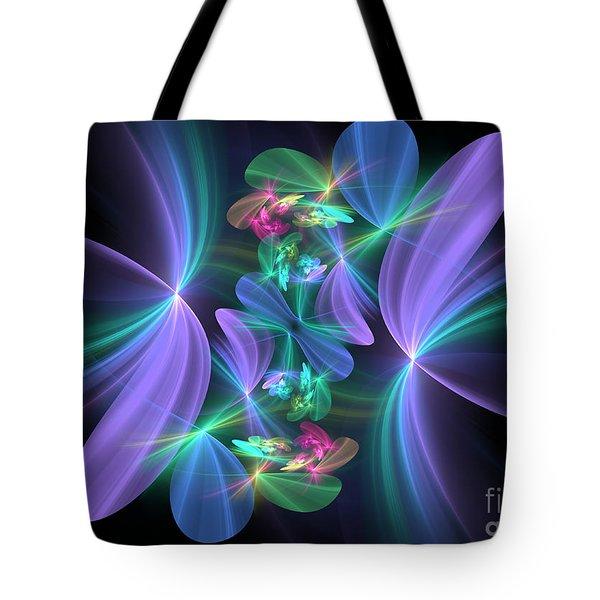 Ethereal Dreams Tote Bag by Svetlana Nikolova