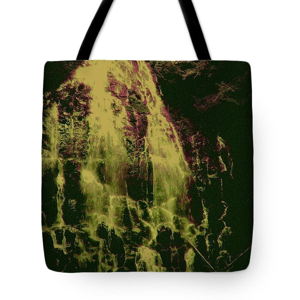 Ethereal Flow Tote Bag