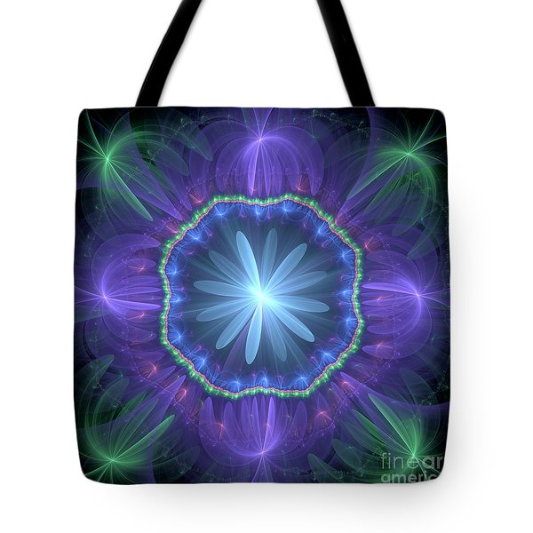 Ethereal Window Tote Bag by Svetlana Nikolova