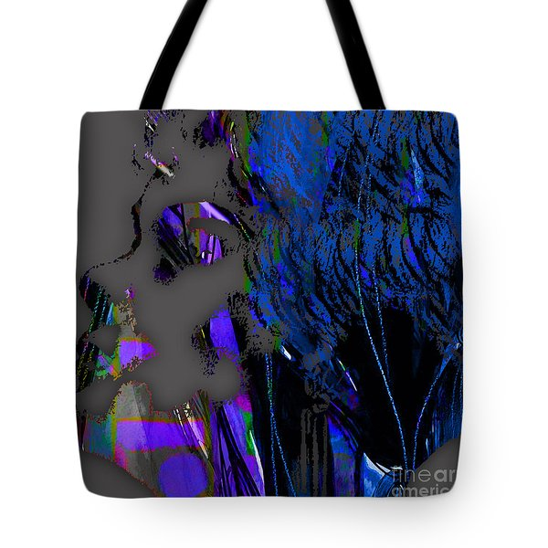 Etta James Collection Tote Bag by Marvin Blaine