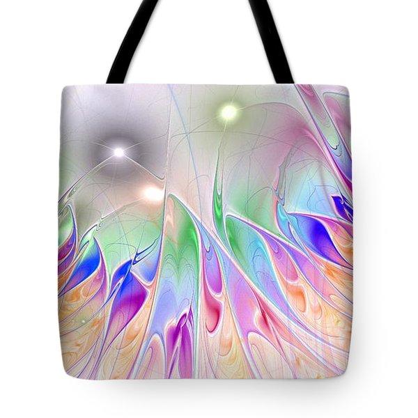 Euphoria Tote Bag by Anastasiya Malakhova