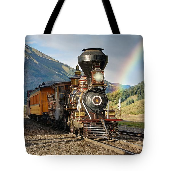 Eureka Rainbow Tote Bag