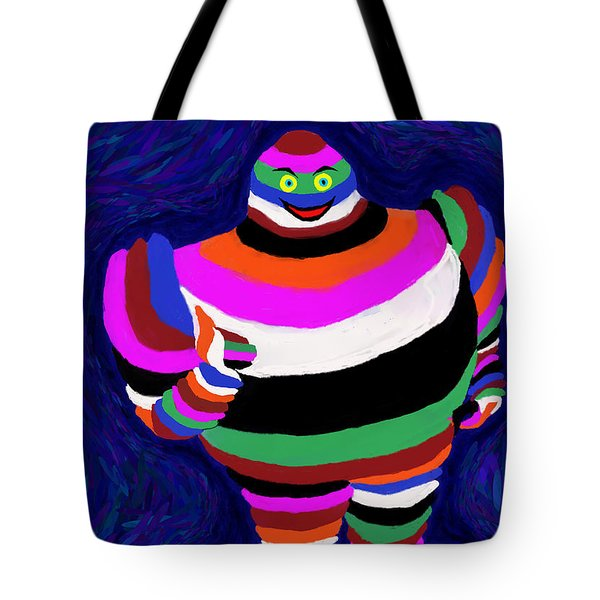 Eurotrazz Tote Bag by Robert SORENSEN