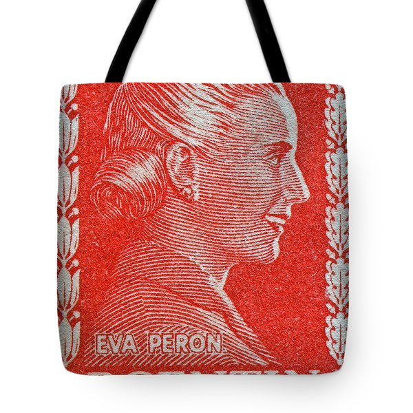 Eva Tote Bag by Bill Owen