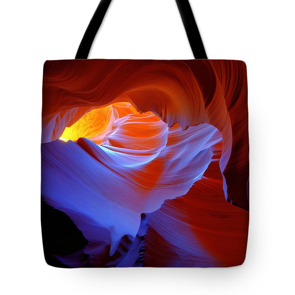 Evanescent Light Tote Bag