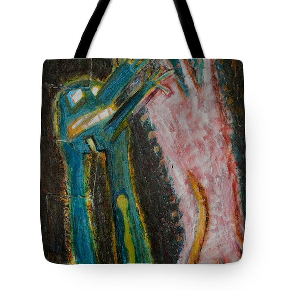 Eve Tote Bag by Nancy Mauerman