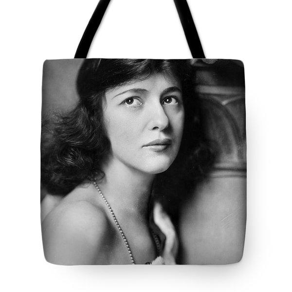 Evelyn Nesbit Tote Bag by Granger