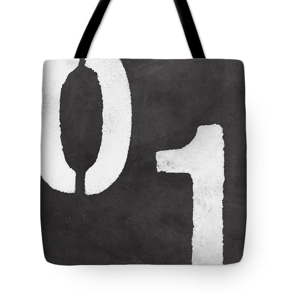 Even And Odd Numbers Tote Bag