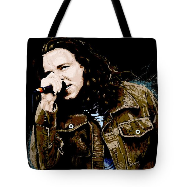 Even Flow Tote Bag by Kevin Putman