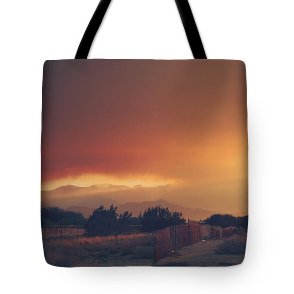 Even Now Tote Bag by Laurie Search