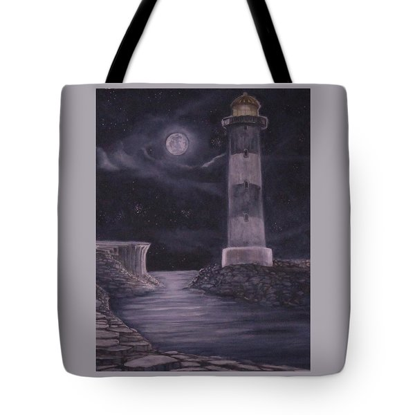 Evening At Point Lookout Tote Bag