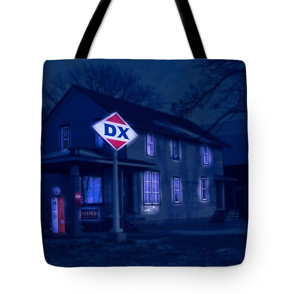 Evening At Roseville Tote Bag