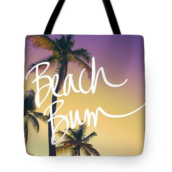 Evening Beach Bum Tote Bag