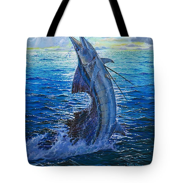Evening Bite Off00104 Tote Bag