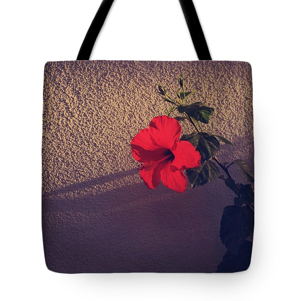 Evening Comes Softly Tote Bag by Laurie Search