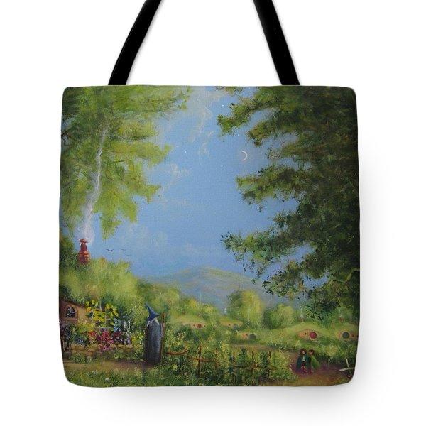 Evening In The Shire. Tote Bag by Joe  Gilronan