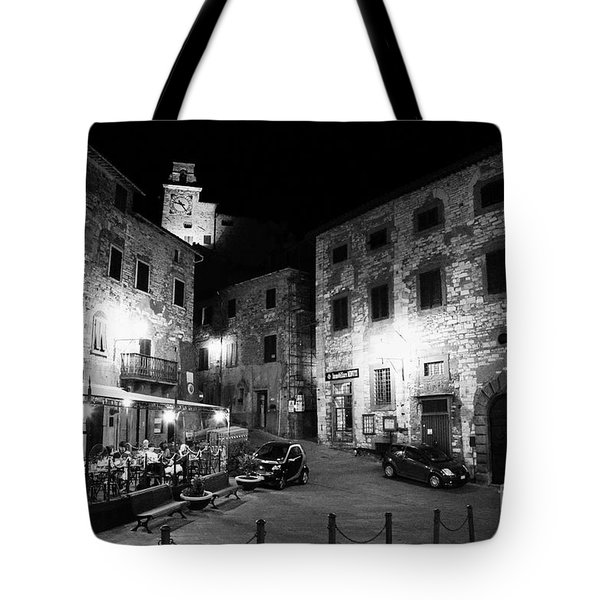 Evening In Tuscany Tote Bag