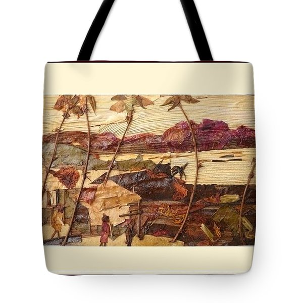 Evening Light  Tote Bag by Basant Soni