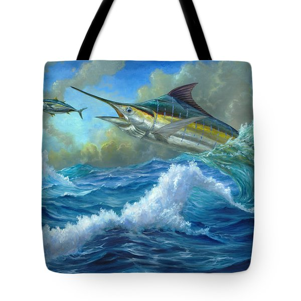 Evening Meal Tote Bag