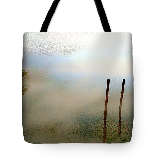Evening Tote Bag by Eye Browses