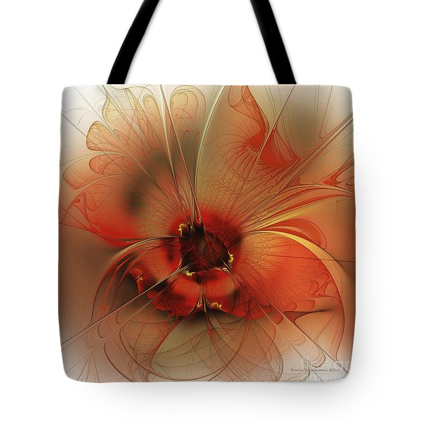 Evening Queen Tote Bag