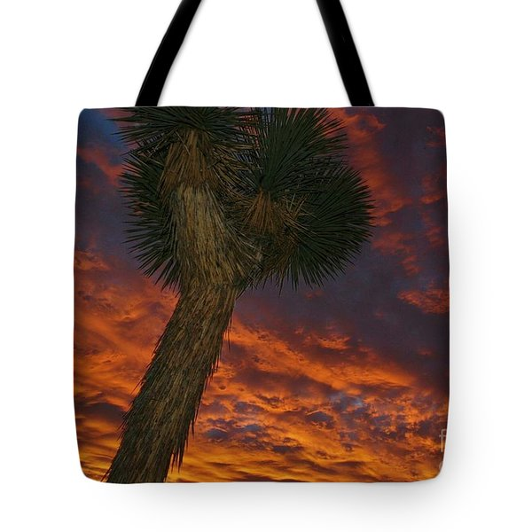 Evening Red Event Tote Bag