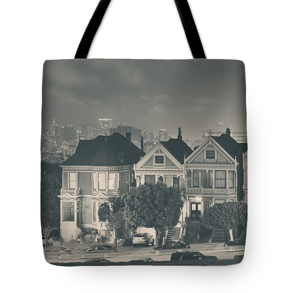 Evening Rendezvous Tote Bag