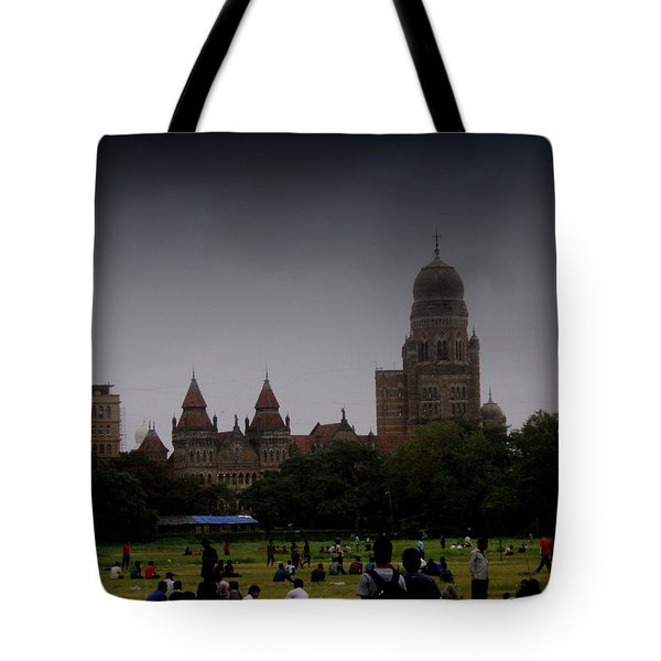 Tote Bag featuring the photograph Evening by Salman Ravish