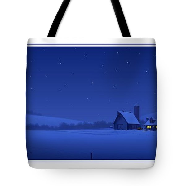 Evening Shade Tote Bag
